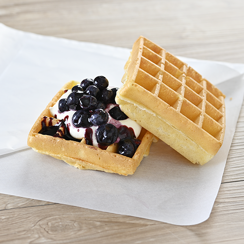 Blueberry Cheese Cream